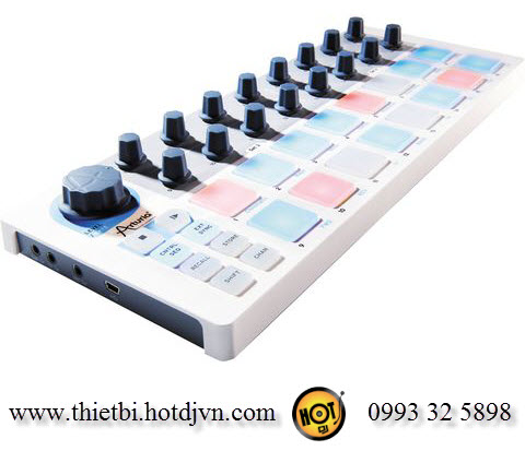 Thiết Bị Auturia Beatstep Controler &Sequencer