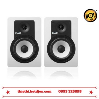 "Fluid Audio Fader Series F4 4"" Active Studio Monitors (Pair)"