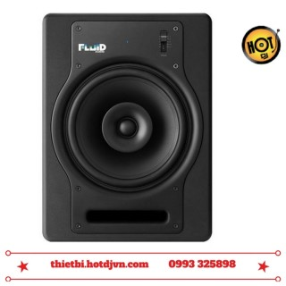 "Fluid Audio Fader Series F8S 8"" Active Subwoofer"