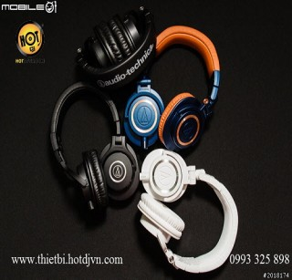 Headphone DJ Audio technica 50x