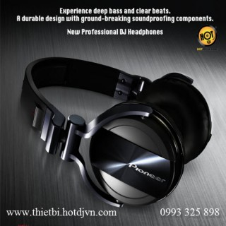 Headphone DJ  Pioneer 1500