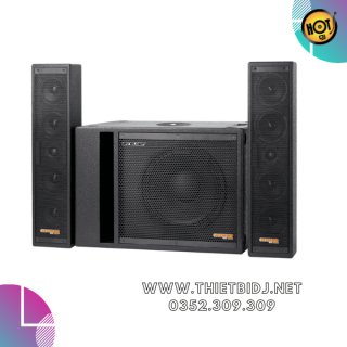 LOA ACTIVE HỘI TRƯỜNG THE RELOOP GROOVE SET 12 COMPACT PA SYSTEM