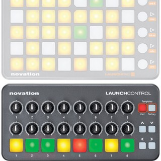 NOVATION LAUCHCONTROL