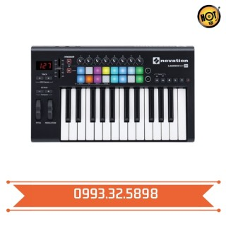 Novation Lauchkey 25 mk2