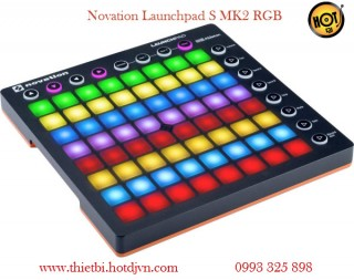 Novation Launchpad S MK2 RGB