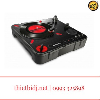 NUMARK-PT01 SCRATCH PORTABLE TURNTABLE